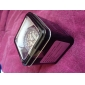 남성 밀리터리 시계 손목 시계 LCD 달력 크로노그래프 방수 듀얼 타임 존 경보 석영 일본 쿼츠 고무 밴드 럭셔리 블랙