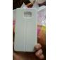 Para Samsung Galaxy Capinhas Case Tampa Porta-Cartão Com Strass Flip Corpo Inteiro Capinha Estampa Geométrica Couro Ecológico para Samsung