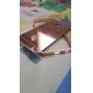 Bling Metal Aluminum Alloy Frame Mirror Acrylic Plastic Back Cover Case For Samsung S3/S4/S5/S6/S6 Edge/S6 Edge Plus