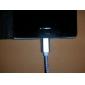 алюминий USB 3.1 Type C с USB 2.0 зарядки& кабель синхронизации данных для планшетных / Мобильный телефон (120 см)