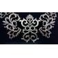 여성 칼라 문 목걸이 합금 의상 보석 패션 유럽의 보석류 제품 파티 일상