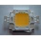 DIY 10W 820-900LM의 900mA 3000-3500K는 백색 빛 통합 LED 모듈 (9-12V)