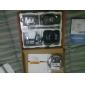baiston BST-uv6d impermeável 8W 99 canais 136,00 ~ 174.00mhz 400.00 ~ talkie walkie 470.00mhz