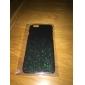 아이폰 기가 6 플러스에 대한 아이폰 7 플러스 별이 빛나는 하늘에 반짝이 초박형 슬림 서리로 덥 차원 별 케이스 커버