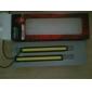 2шт 14см 7w 600-700lm дневного света белый цвет высокой мощности ССБ DRL водонепроницаемый IP68 дневной (12v)