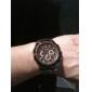 Мужской Наручные часы Кварцевый Японский кварц Нержавеющая сталь Группа Серебристый металл Белый Черный Красный Сиреневый