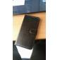 Pour Samsung Galaxy Coque Avec Support Avec Ouverture Coque Coque Intégrale Coque Couleur Pleine Cuir PU pour SamsungS7 edge S7 S6 edge