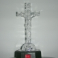 Flash LED Crucifix chramatic lampe