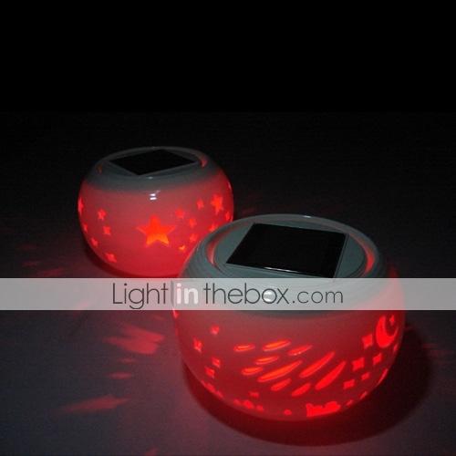 Solar LED Sun Jar, Solar LED Light Jar (1049-CIS-18661)
