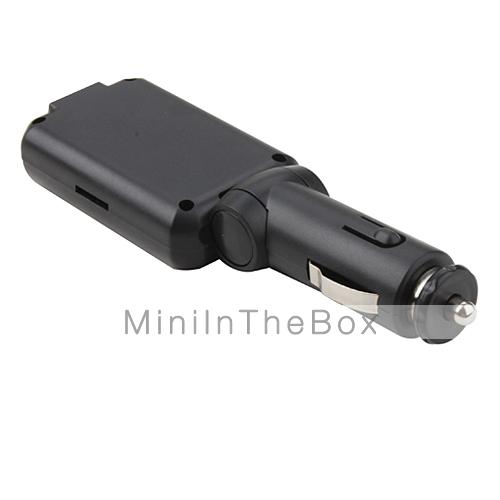 Remote Control Card Reader Car MP3 Player