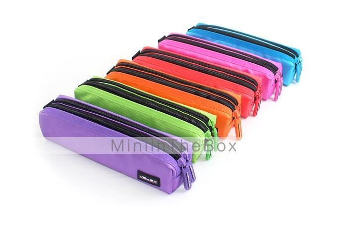 how to make a double zipper pencil case