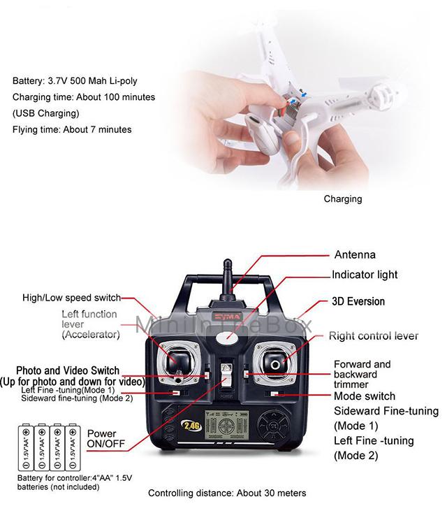 Chollo Drone con cámara HD por 39 euros 1 chollo drone
