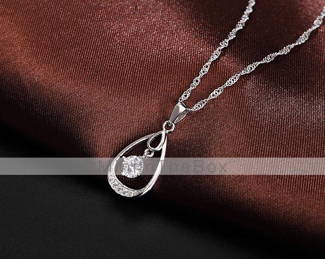 Damen Halsketten-De SheInSheinside