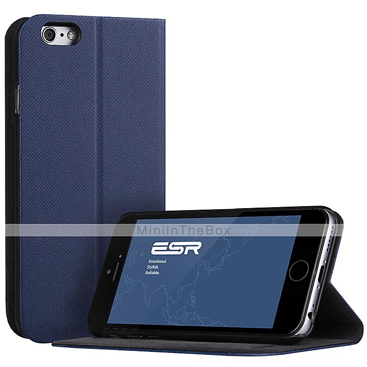 Esr intelligente serie premie pu lederen blauwe for Interieur iphone