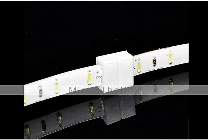 ... 8Mm 3528 Enkelt Farve Vandtæt LED Stribe Lys 4295160 2017 – €2.24