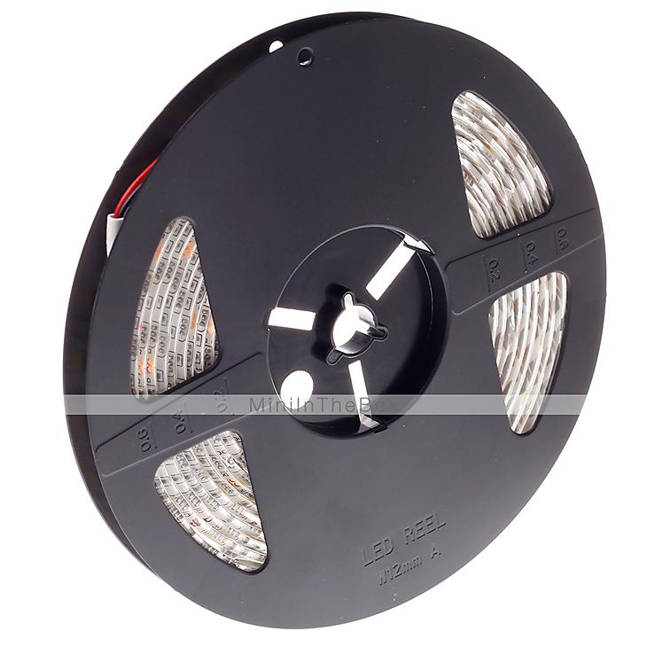 led belysning band lysdiod 5050smd 300led vattent t dc12v. Black Bedroom Furniture Sets. Home Design Ideas