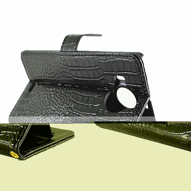 De cuero flip caso protector magn tico para 950xl nokia - Protector de sofas de cuero ...