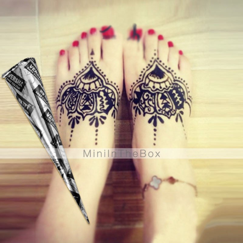 Henna cones target for Henna tattoo kits target