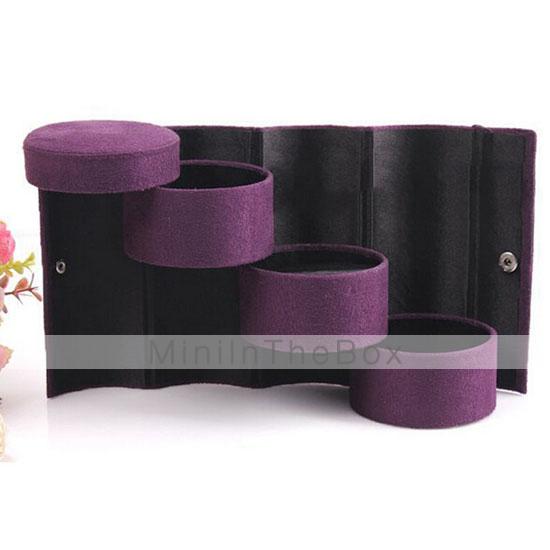rangement de maquillage plastique tissu. Black Bedroom Furniture Sets. Home Design Ideas