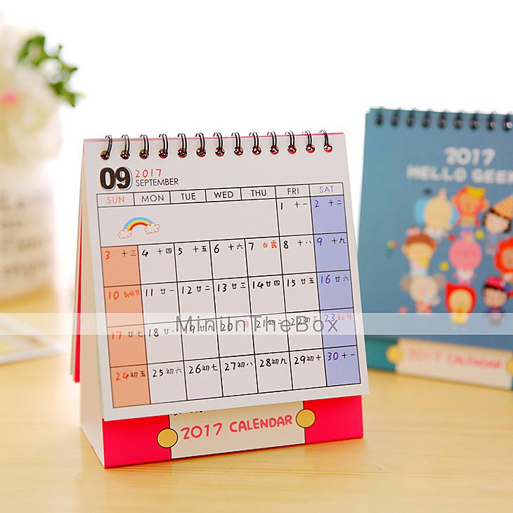 Календарик с как сделать