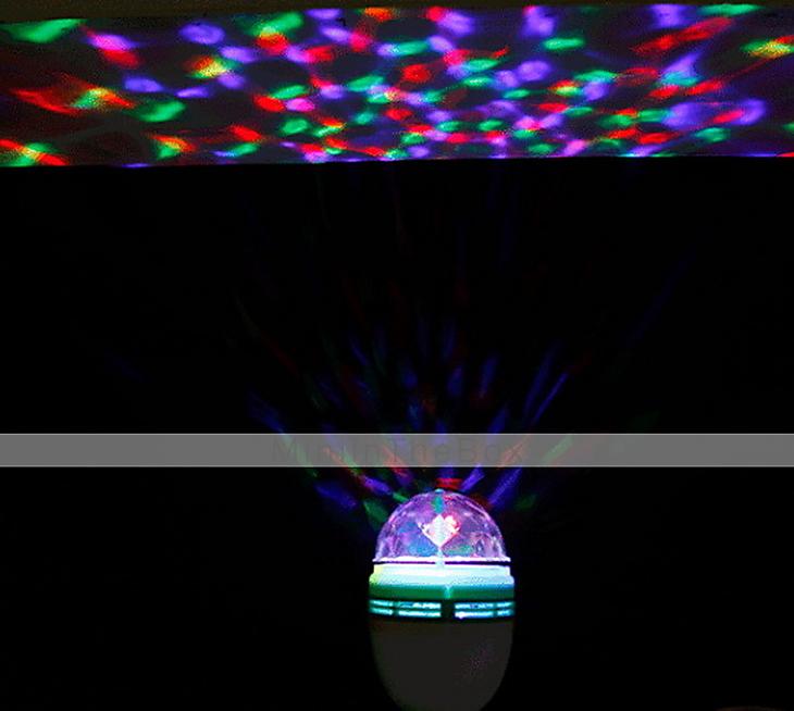 3W L u00e2mpada de LED Inteligente T 1 800 1000 lm RGB Decorativa 110 120 V 1 p u00e7 de 5555584 2017 por     -> Lampada Led Rgb