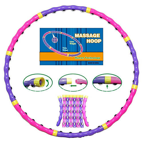 weighted hula hoop weight loss story