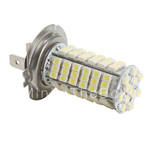 H7 6w 102x3528 smd 540 580lm white light bulb for car fog - Ampoule led voiture h7 ...