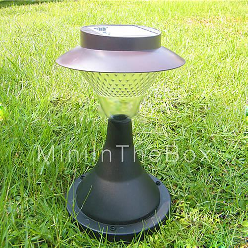 Zonne energie aangedreven 8 led wit licht openlucht weg tuin landschap lamp 519819 2017 - Kleine zonne lamp ...