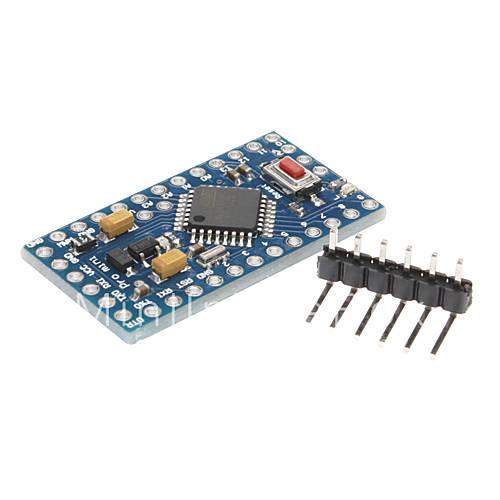 For arduino pro mini module atmega v m