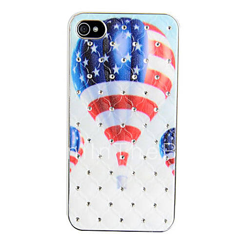 ... Staten Luchtballon Back Case voor iPhone 4/4S 865042 2017 – €5.99