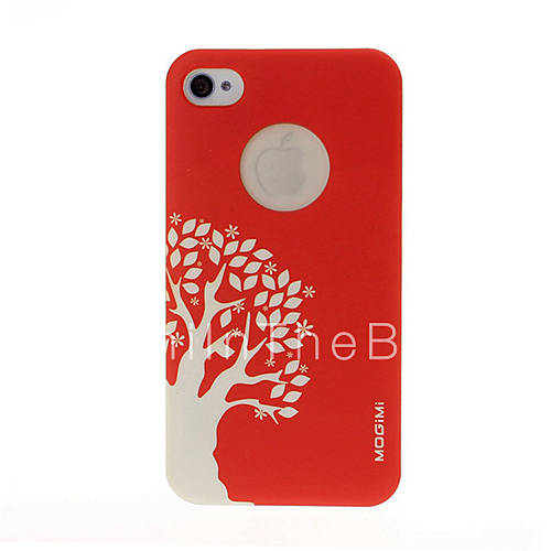 ... Pattern Red Plastic Hard Case for iPhone 4/4S 940216 2016 – $3.99