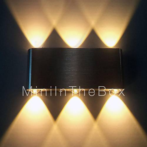 Wall Sconces Under Usd 20 : LED Wall Sconces , Modern/Contemporary LED Integrated Metal 1969560 2017 USD 20.39