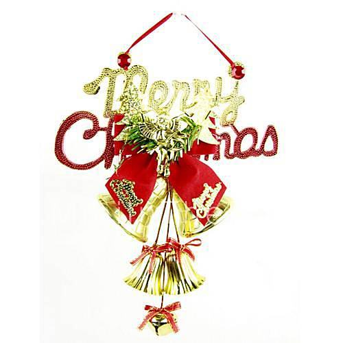 Navidad decoraciones del rbol de reloj colgante de for Decoraciones rusticas para navidad