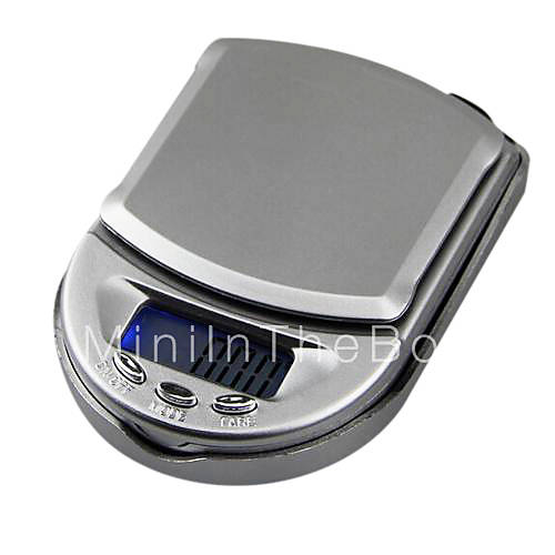 Mini escala de la joyer a del bolsillo escala electr nica for Balanza cocina 0 1 g
