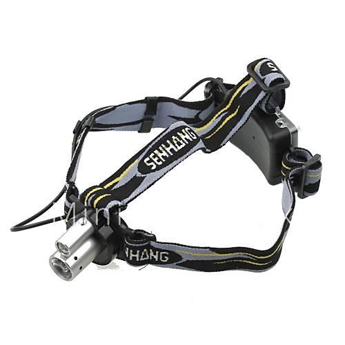 lampade a LED Headlamp abbagliamento fascia tratto per il campeggio pesca alpinista del 2356541     -> Lampade A Led Mtb