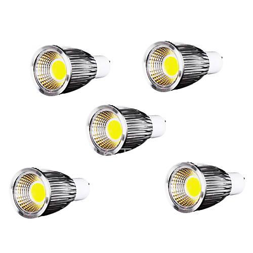 gu10 led spotlampen par lampen mr16 9 cob 700 750 lm koel. Black Bedroom Furniture Sets. Home Design Ideas