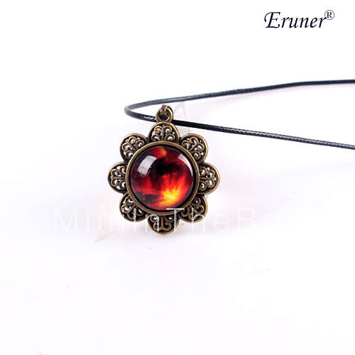 Eruner®Heart and Soul Nebula Necklace Heart and Soul ...