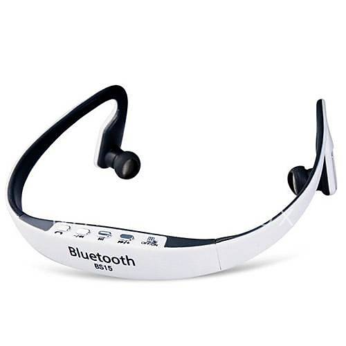 bluetooth 3 0 stereo over ear headset with mic for iphone 6 5 5s samsung s4 5. Black Bedroom Furniture Sets. Home Design Ideas