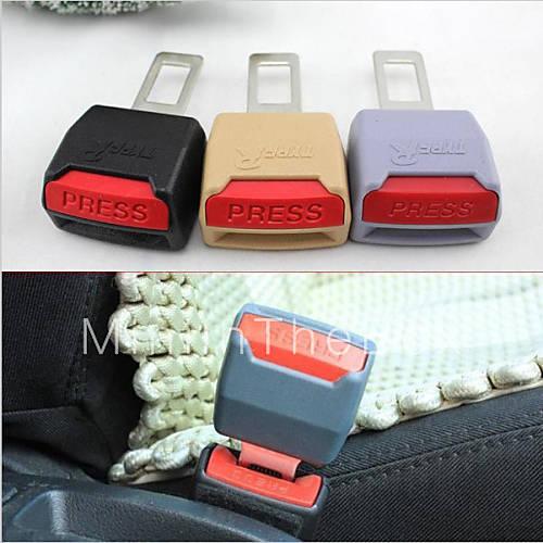 nouvelle ceinture g n rale boucle de ceinture de s curit verrou boucles ceintures fiche moteur. Black Bedroom Furniture Sets. Home Design Ideas