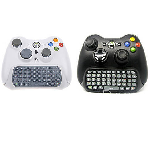 how to use a keyboard on xbox 360