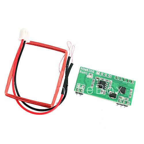 125Khz RFID Reader Module RDM6300 UART Output