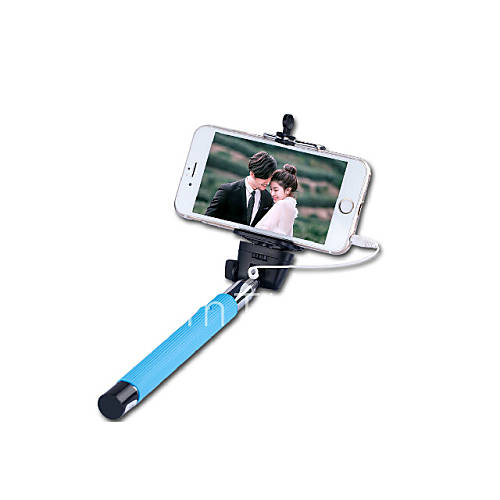 df cable take pole extendable selfie handheld monopod stick holder for iphone 5 5s 6 assorted. Black Bedroom Furniture Sets. Home Design Ideas