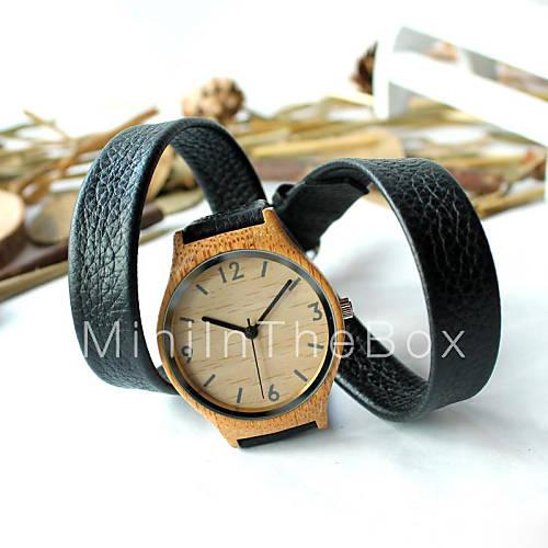 I nuovi orologi in legno creativa e materiali impermeabili for Materiali impermeabili naturali