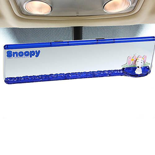 Rundong auto voertuig snoopy vlakke achteruitkijkspiegel kleur selectie 3381531 2017 - Kleur selectie ...