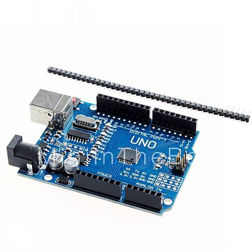 Uno r microcontroller development board verbeterde