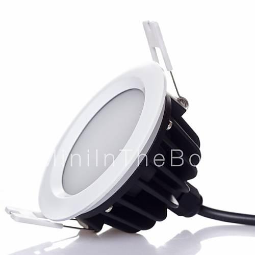 7w 2 5inch vedenpitävä upotettava LED downlight valaisimet IP65 kirkas keitti