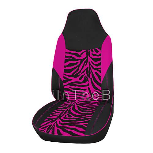 Tissu de velours de autoyouth housse de si ge de voiture for Housse voiture rose
