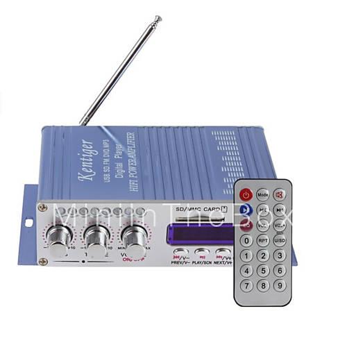 hy502 un mini amplificateur de puissance audio st r o de voiture de moto num rique support de. Black Bedroom Furniture Sets. Home Design Ideas