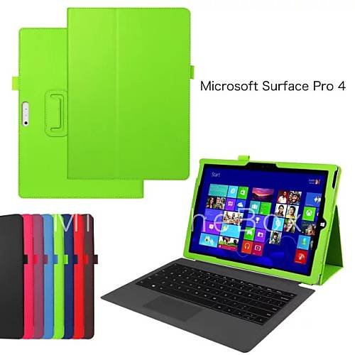 Protective Tablet Cases Leather Cases Bracket Holster for Microsoft ...