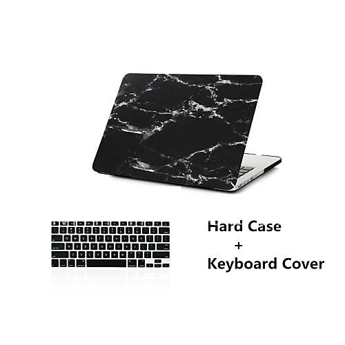 Cool Macbook Air Cover : New super cool black marble rubberized hard case cover